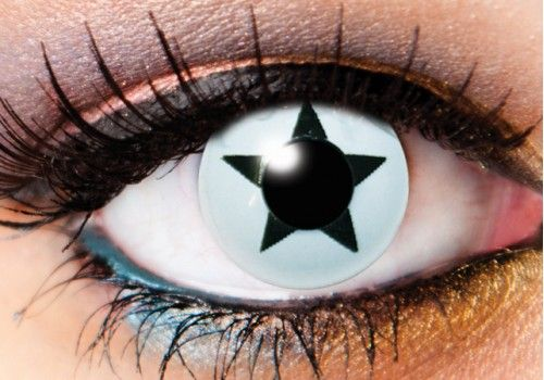 Black Star Contacts - 90 Day