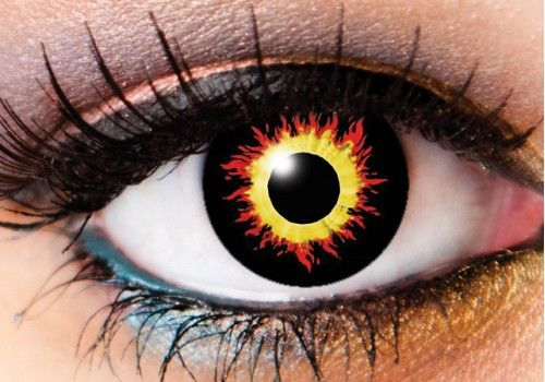 Monster Fire Contacts - 90 Day