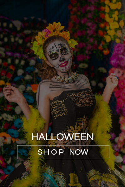 Shop Halloween Contact Lenses